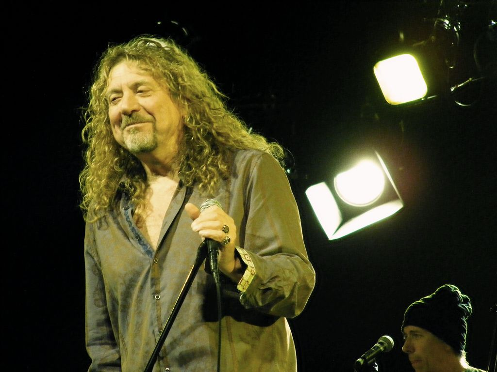 Robert Plant @ Glasgow,The Old Fruit Market @ Celtic Connections