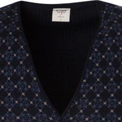 Photo of Olymp vest men, new wool, blue Olymp