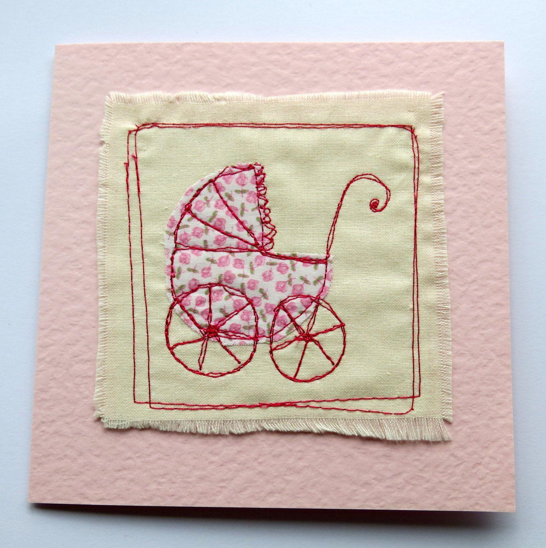 New Baby Card Baby Girl Card Baby Boy Card Baby Shower