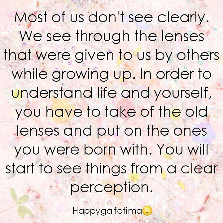 #perception #life #lifeadvice #lifequotes #clarity #consciousness #awareness