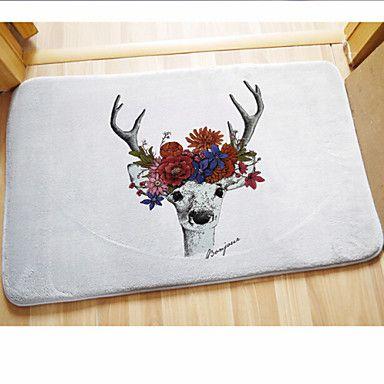 "Bath Mat Memory Foam David's Deer W20"" x L31""- Multi-colours Available 2998052 2016 – £9.05"