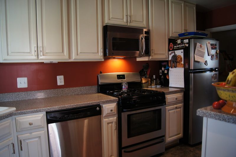 Stainless steel appliances | Kitchen cabinets home depot ...