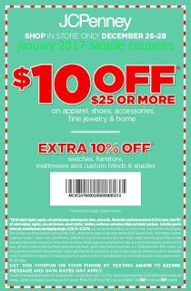 e2c5d4aabb8 JCPenney Coupons | free printable coupons january 2017 | Jcpenney ...