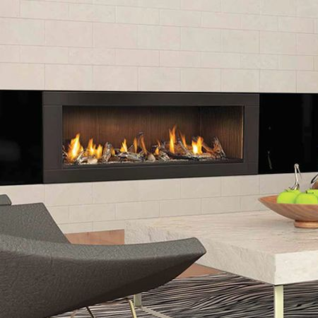 Napoleon Lhd62 Vector 62 Linear Direct Vent Gas Fireplace
