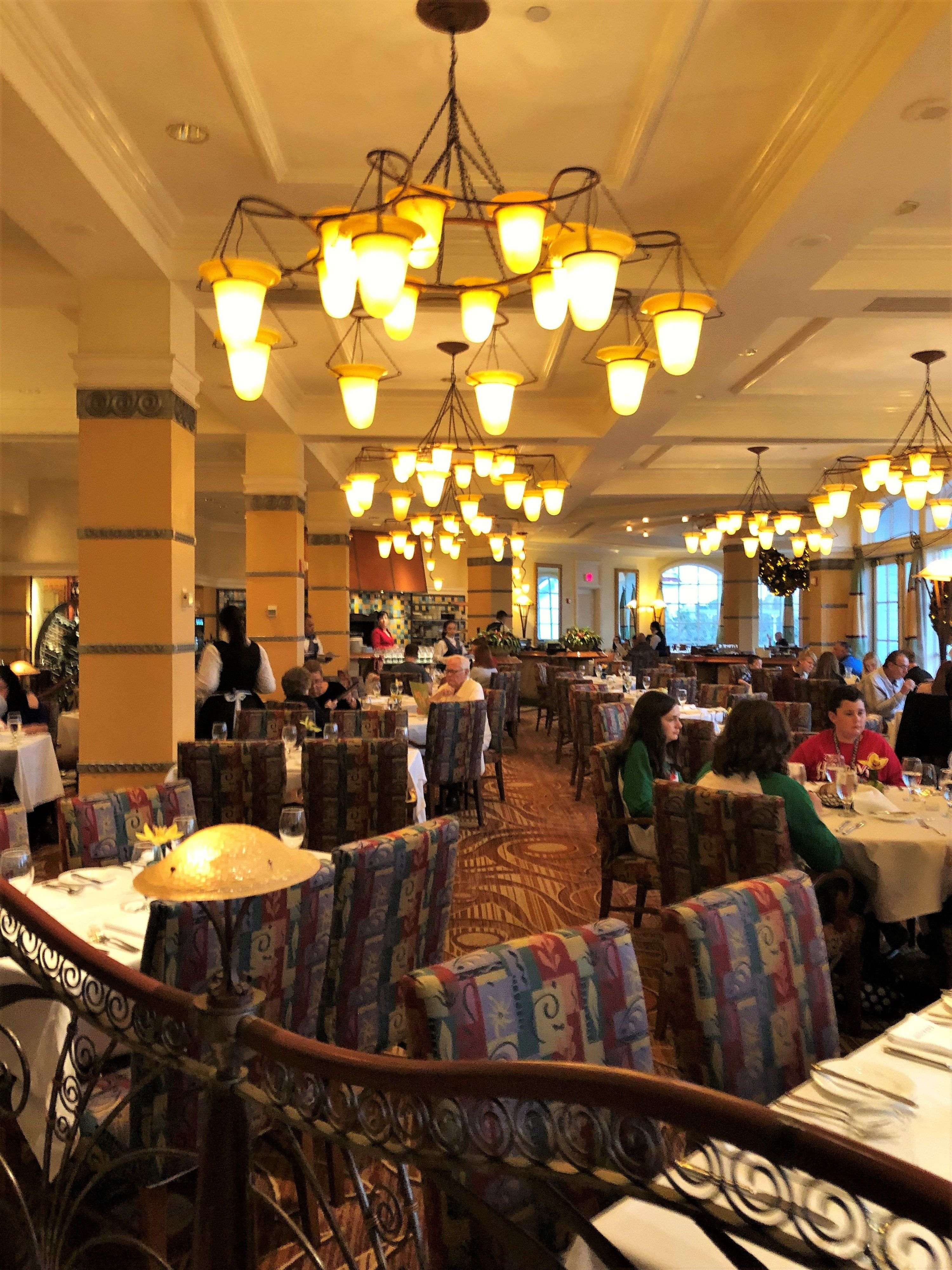 Citricos At The Grand Floridian Review Travel Anywhere