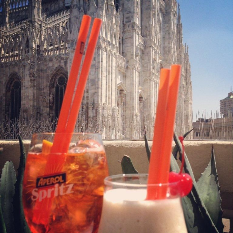 Milan aperitivo