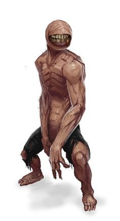 humanoid creature 亜人 獣人 悪魔 アンデッド 他 pinterest