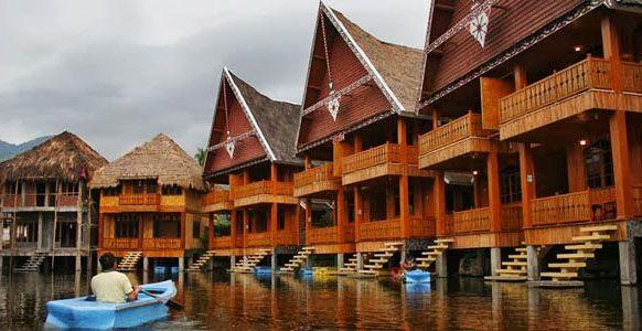 Koleksi Gambar Rumah Adat Di Indonesia Terlengkap Dengan Gambar Indonesia Tempat Budaya