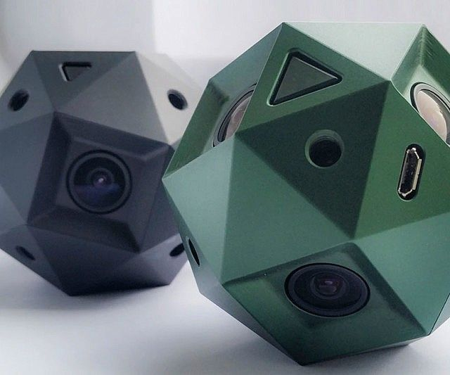 360 Degree 4k Spherical Camera Camera Buying Guide Video Camera 360 Camera