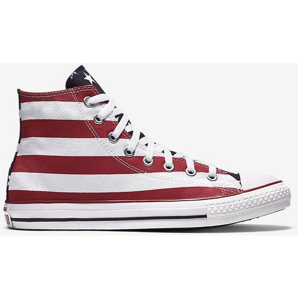 Converse Chuck Taylor Americana High Top Unisex Shoe. Nike.com ($60) ❤