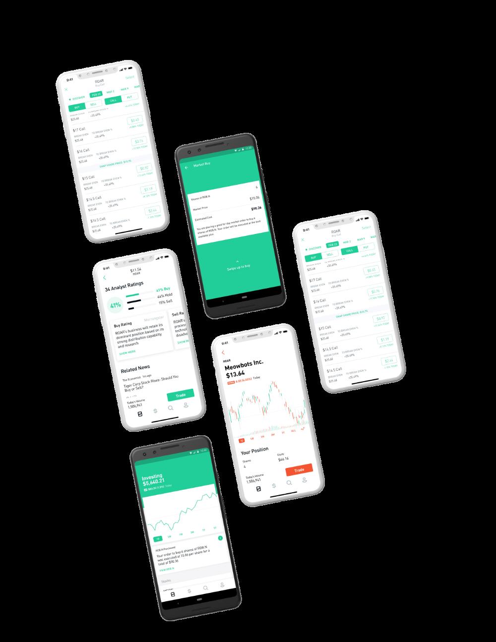 Robinhood Commission Free Stock Trading App Crypto