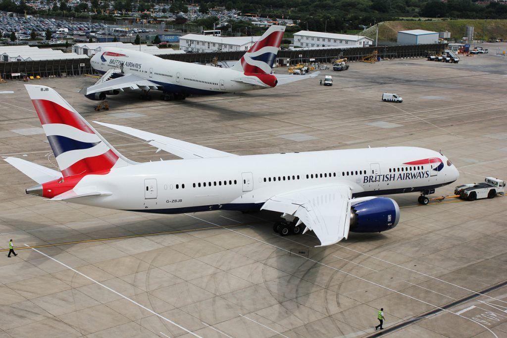 Pin On British Airways