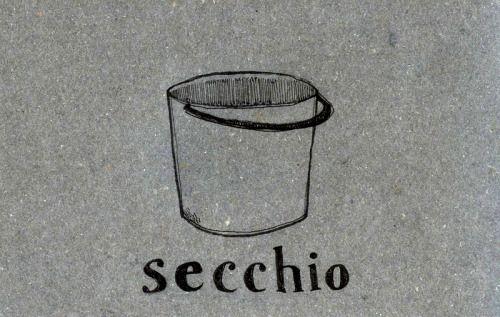325: Secchio