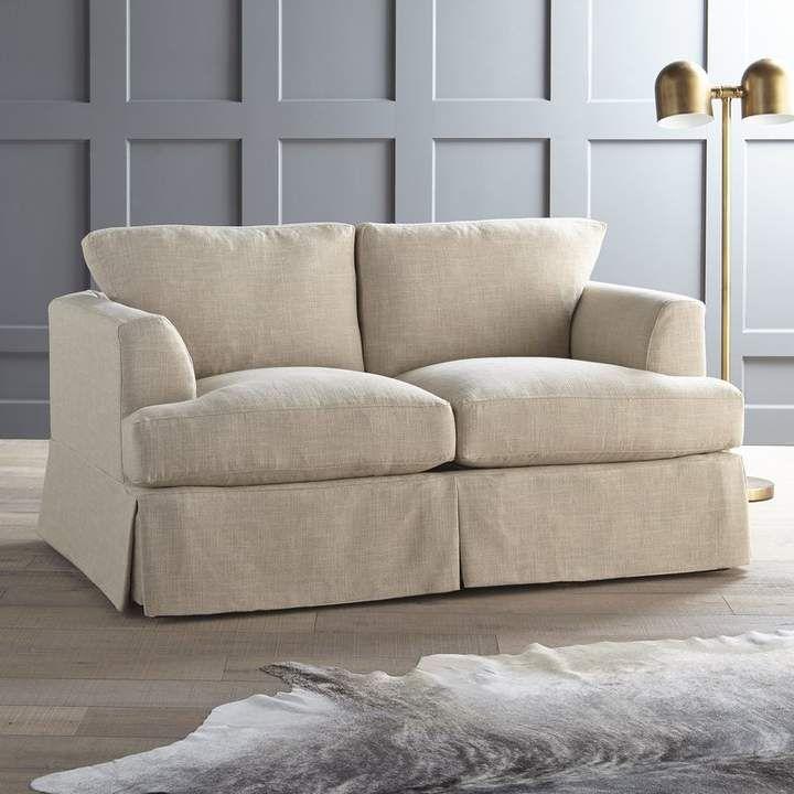 Wayfair Custom Upholstery Warner Loveseat In 2020 Love Seat