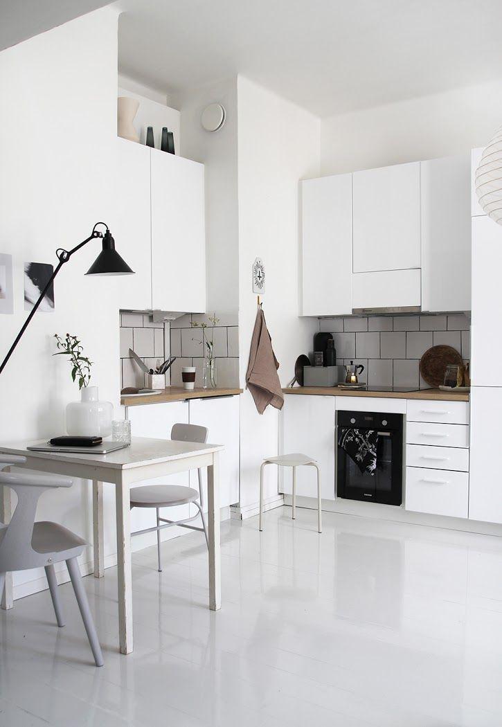 raw design blog | Küchen und Essplätze | Pinterest | weiße Küchen ...