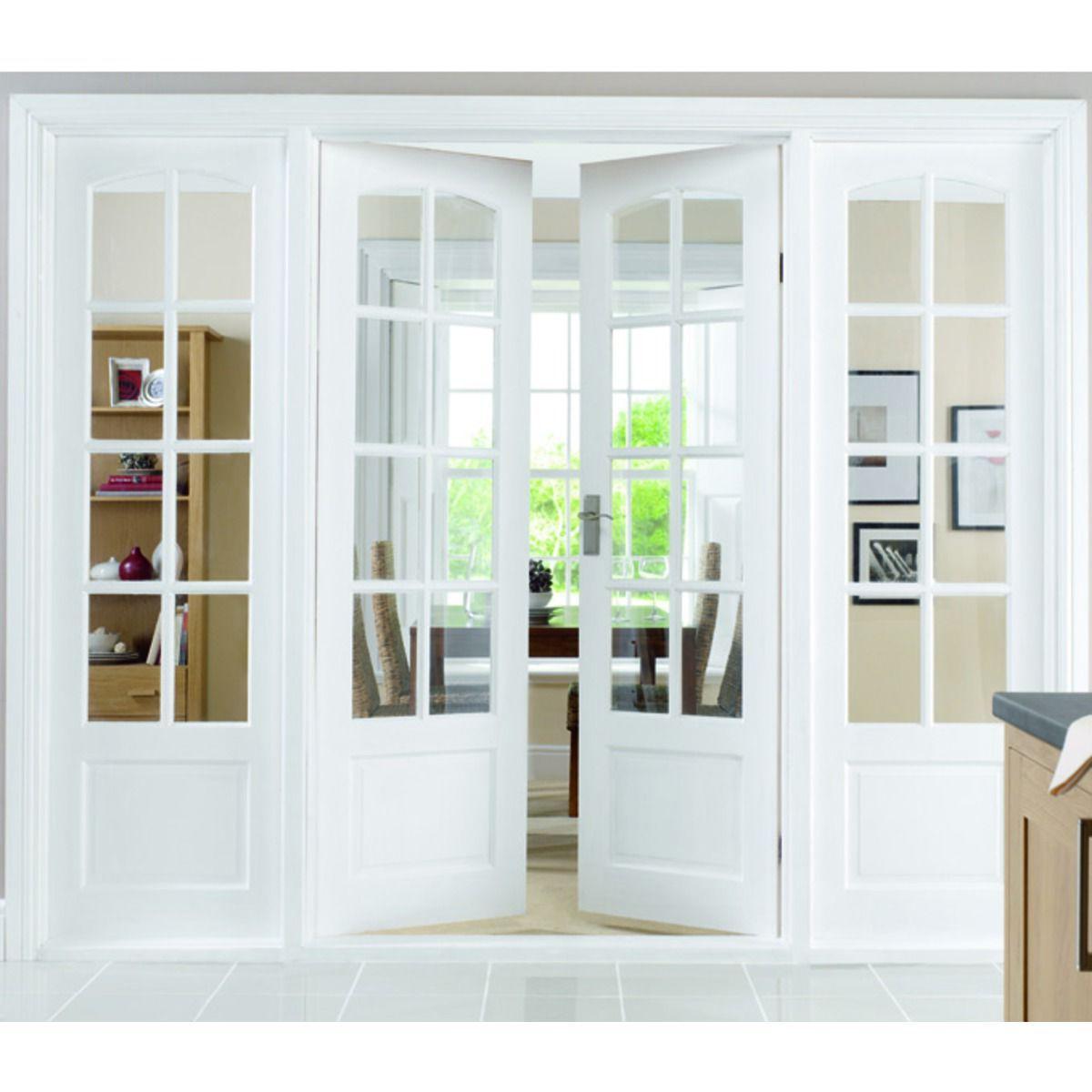 Internal softwood doors interior timber doors doors for Double french doors internal