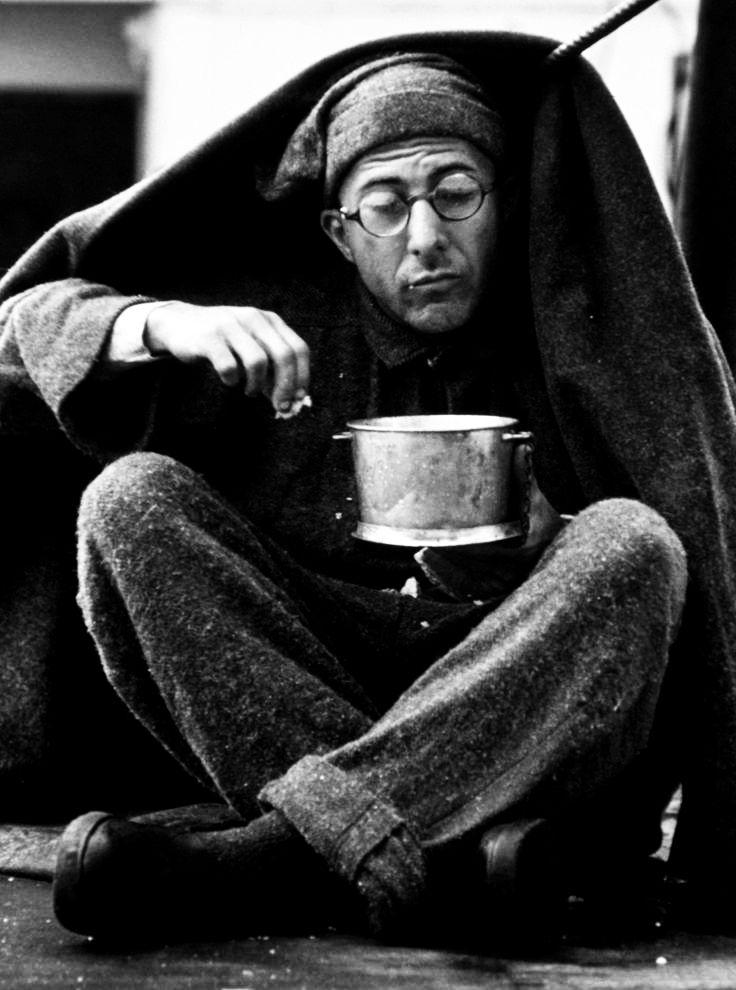 Dustin Hoffman as Louis Dega / Papillon (1973) | Movie scenes, Movie stars, Film movie