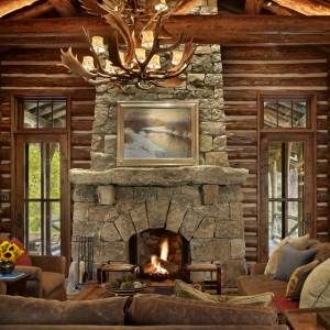 indoor stone fireplace designs designs with stone fireplace - Stone Fireplace Design Ideas