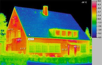 F L I R Technology For A Thorough Roof Inpection Thermography Repair And Maintenance Roofing