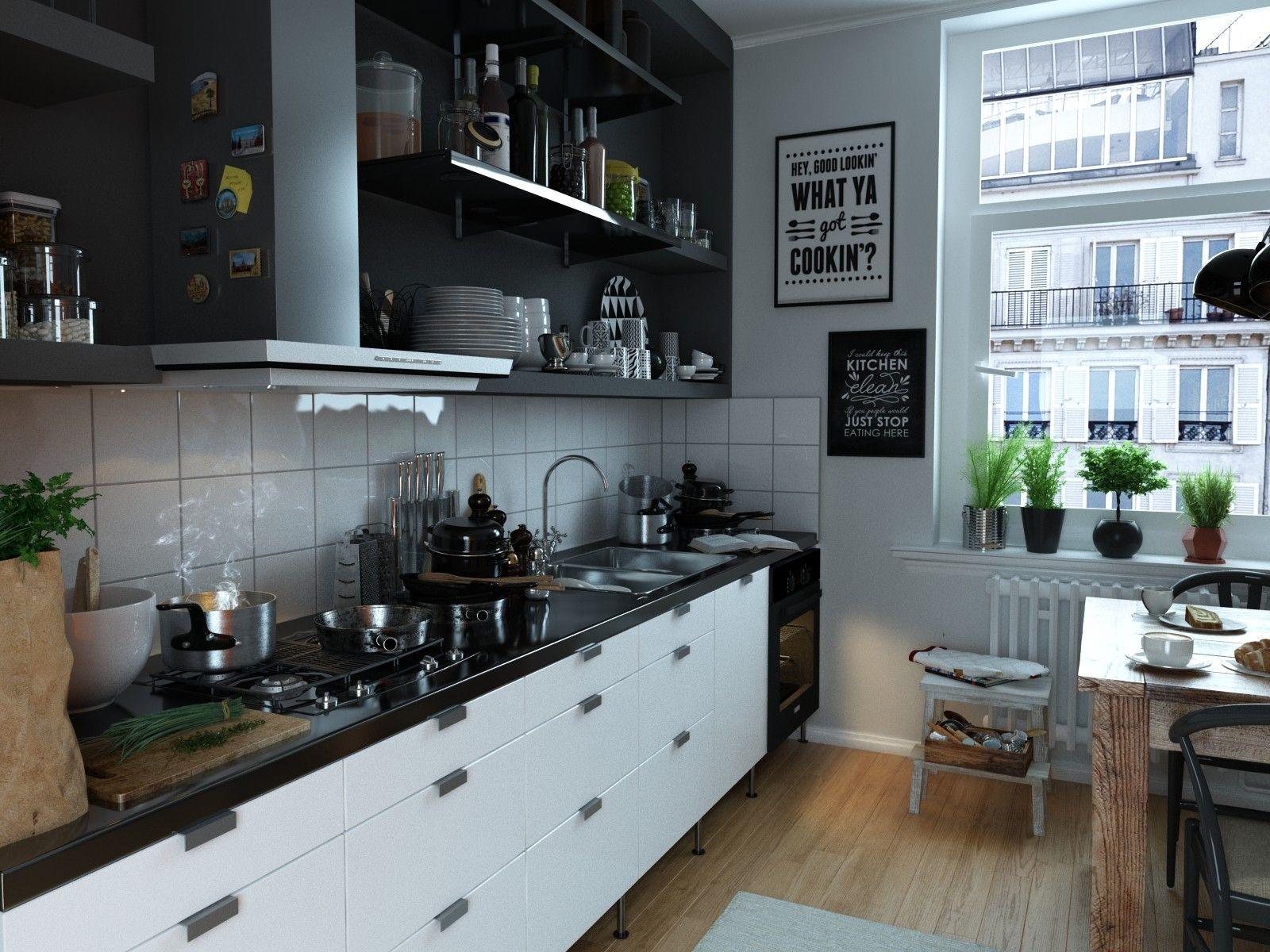 Artist-Nurefşan Derman | life&quiet | Pinterest | 3d, Kitchens and ...
