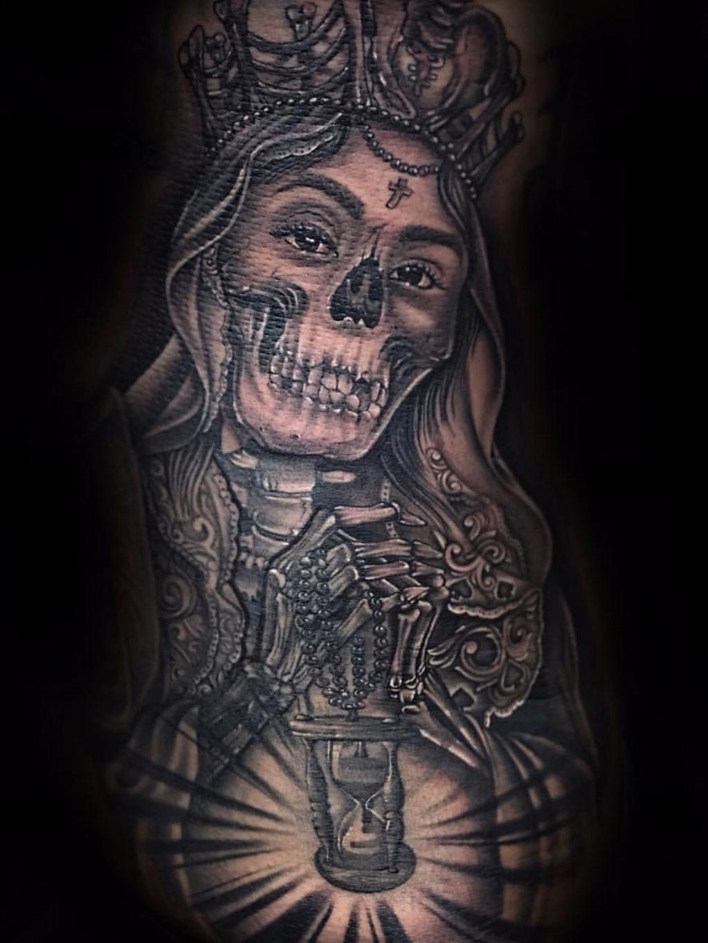 Artist rey figueroa artist tattoosbyrey