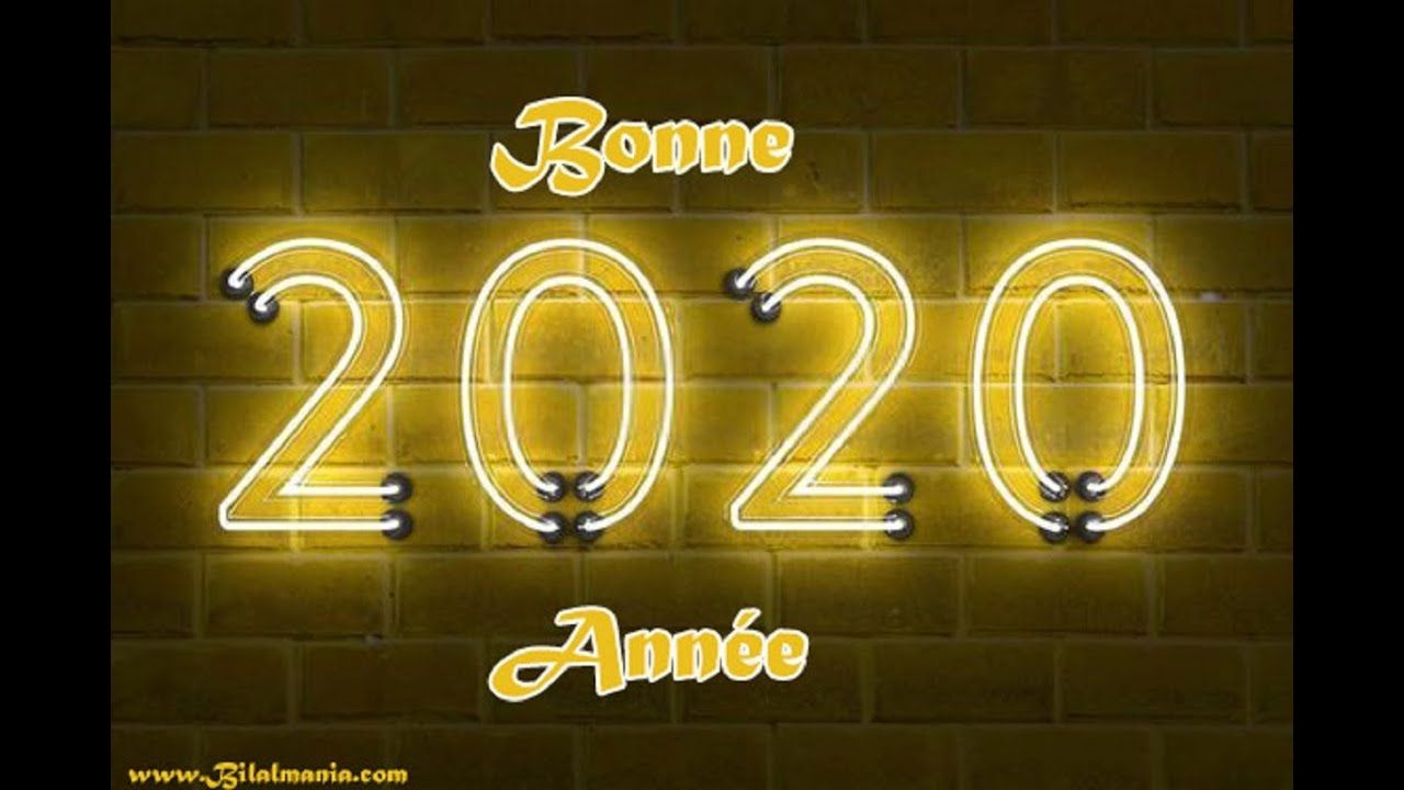 Bonne Année 2020 Bonne Année WhatsApp statut