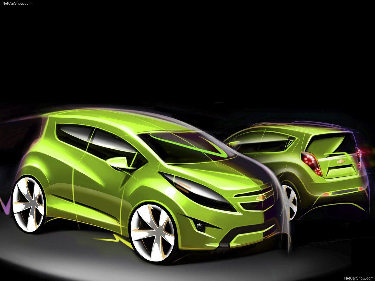 Chevy Spark 2010 Chevrolet Spark Chevrolet Car