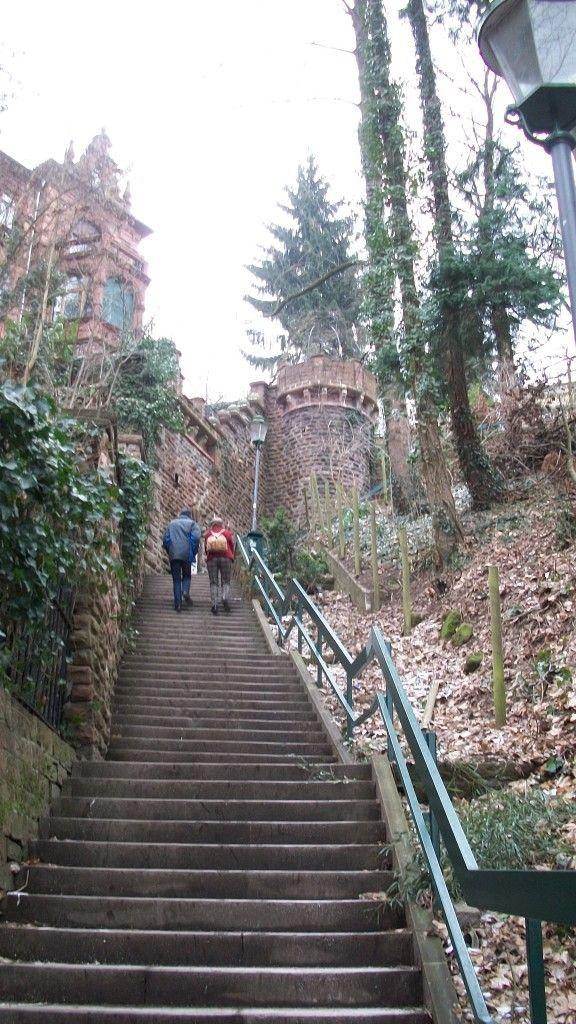 007 Photo Essay of the Beautiful Heidelberg, Germany