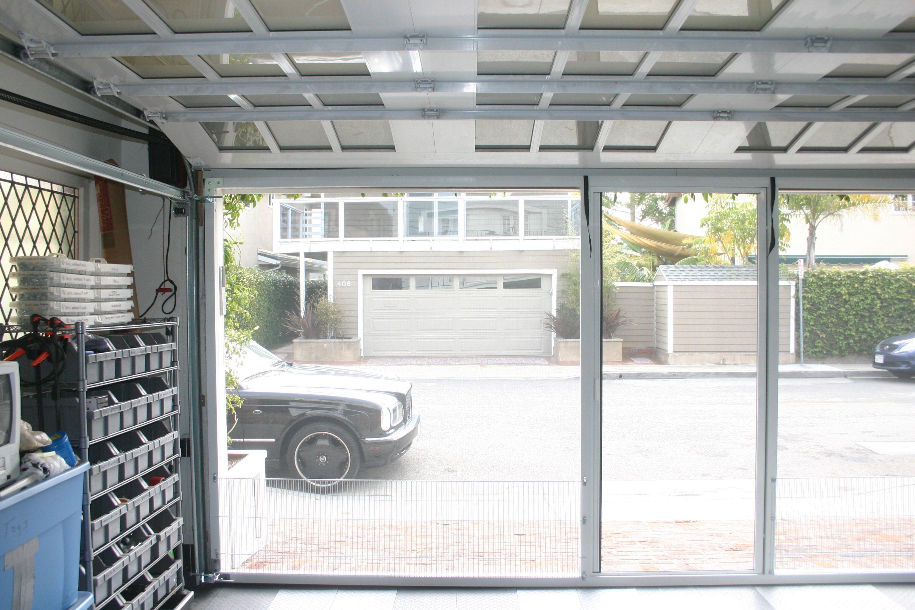 Breezy Living Garage Screen Door System Httpthefallguyediting