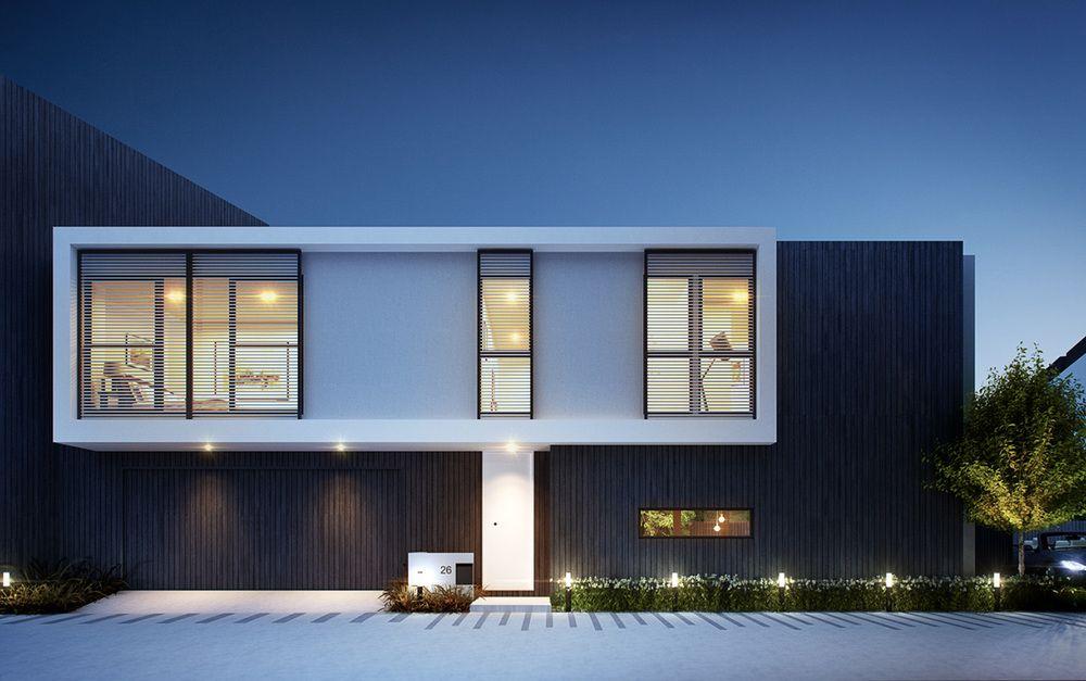 Multi Residential Case Study Hemingway Rumah