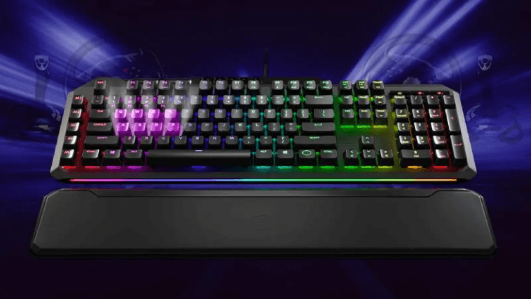 Cooler Master Launches MK850 Gaming Keyboard with Pressure