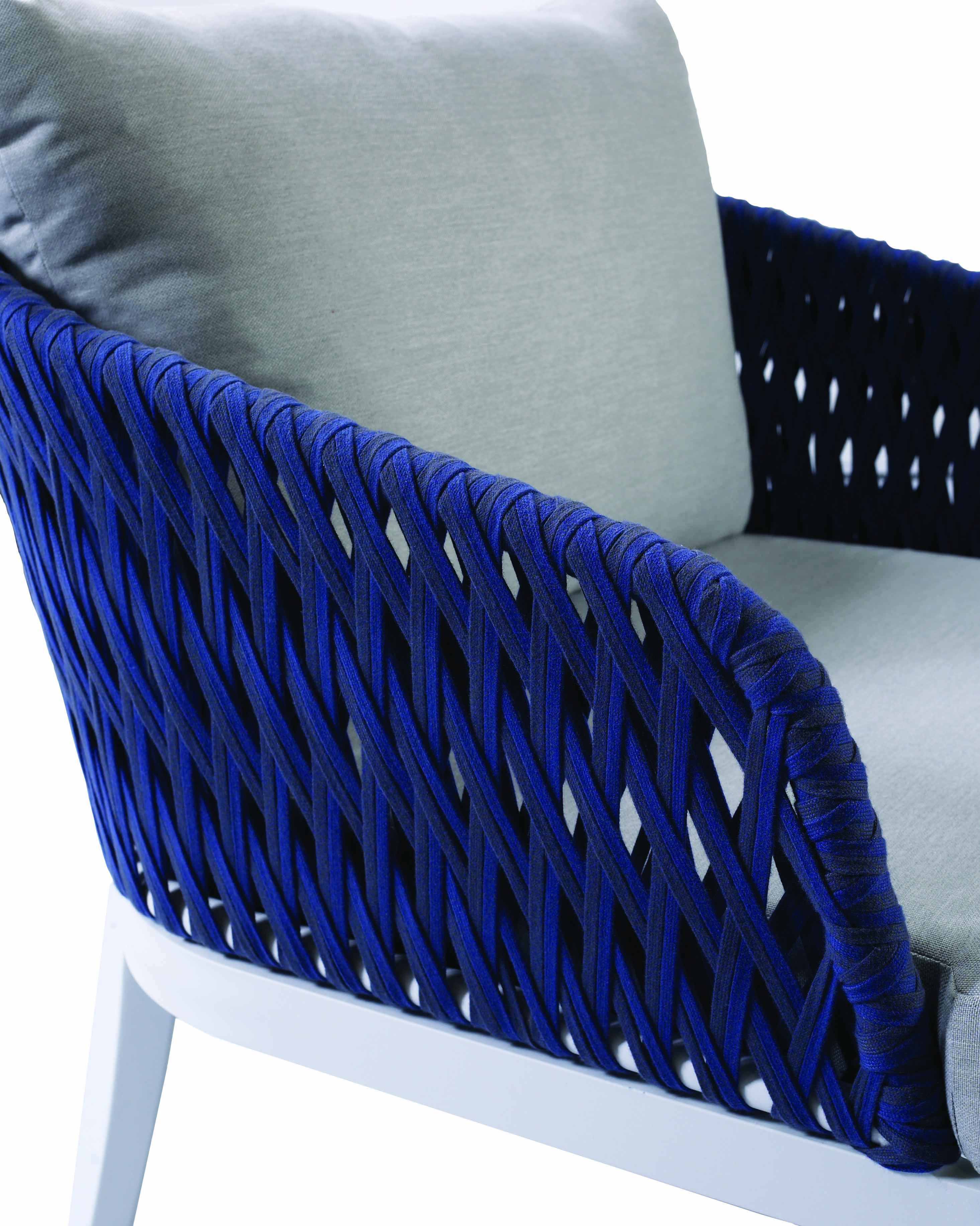 Seasonal Living s Cerulean Collection Hand woven solution