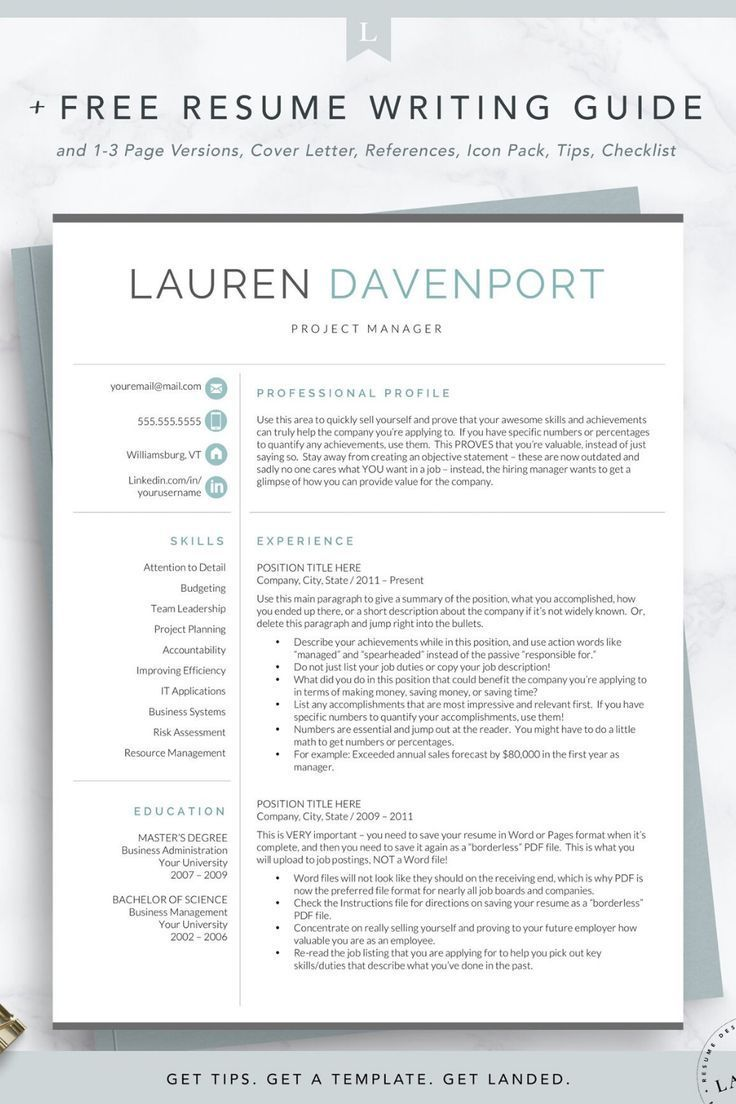 Resume Examples That Will Get You Hired in 2020 Good