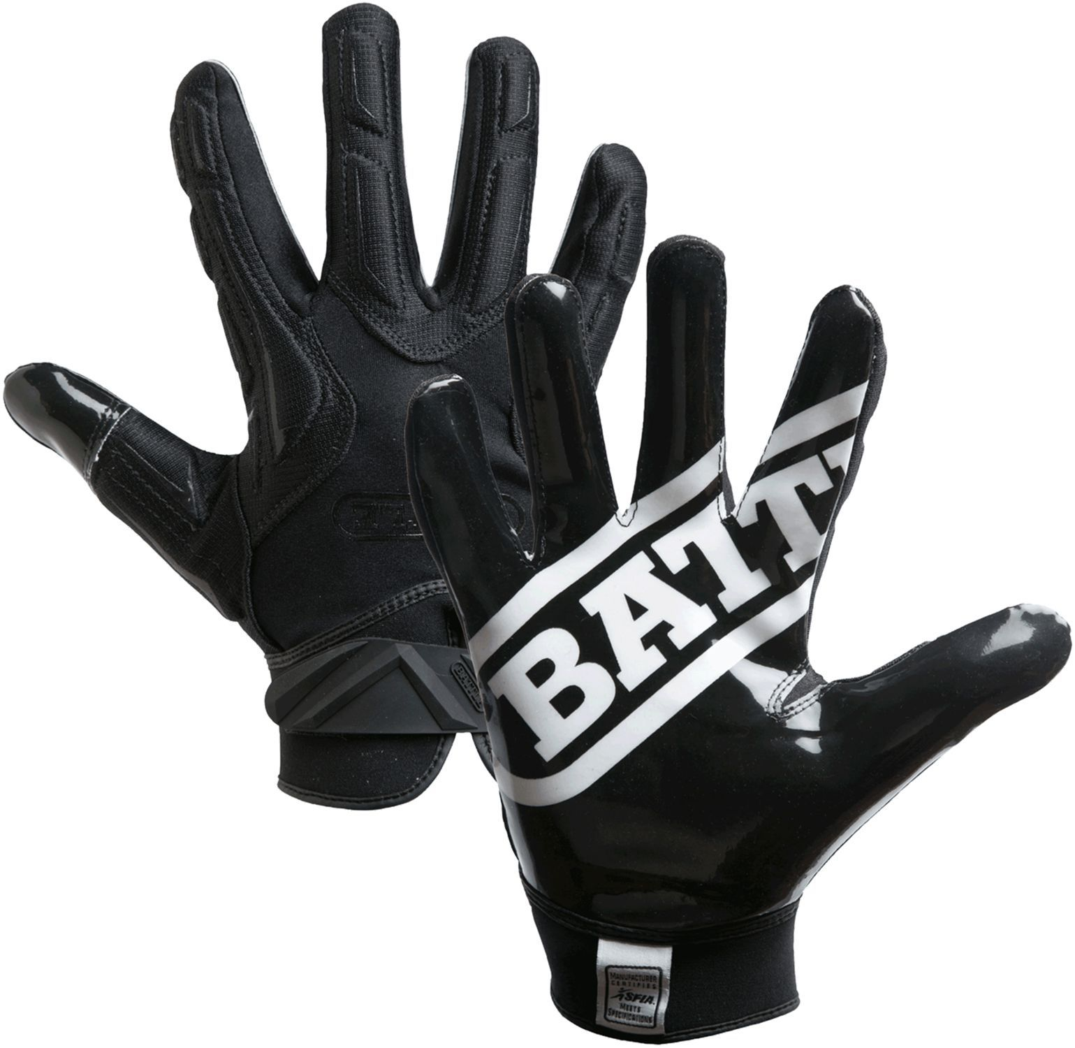 black football pants with pads youth