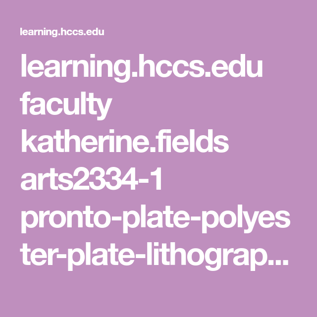 learninghccsedu faculty katherinefields arts2334 1 pronto plate