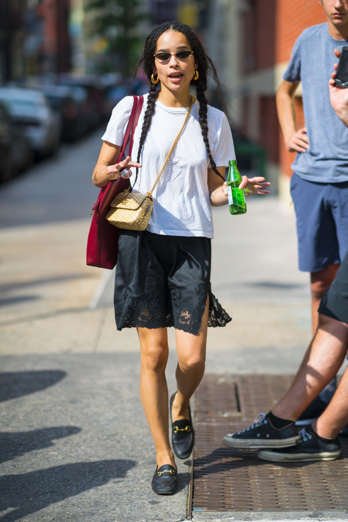 fuck yeah zoe kravitz !: Photo #zoekravitz
