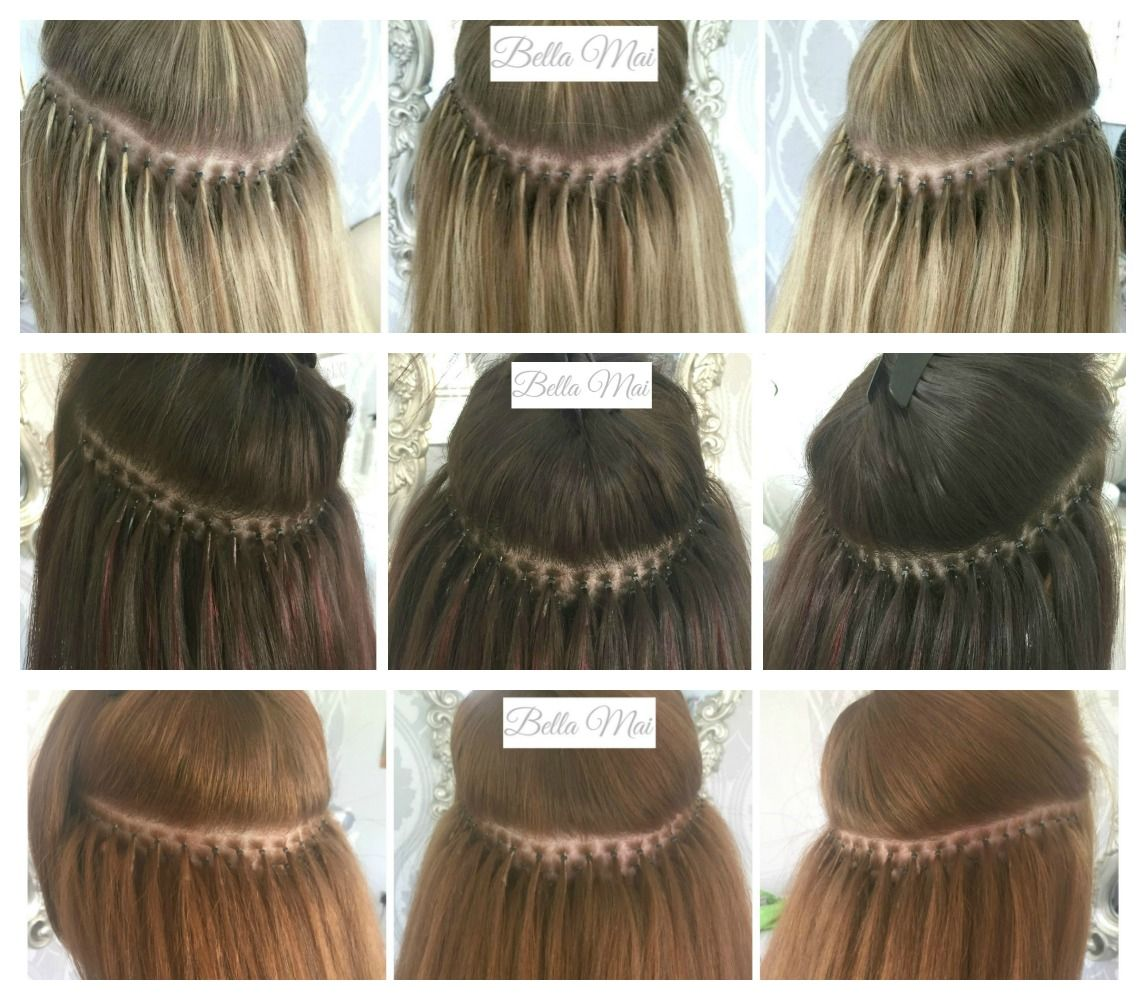 Nano ring hair extension fitting hair extensions pinterest nano ring hair extension fitting pmusecretfo Image collections