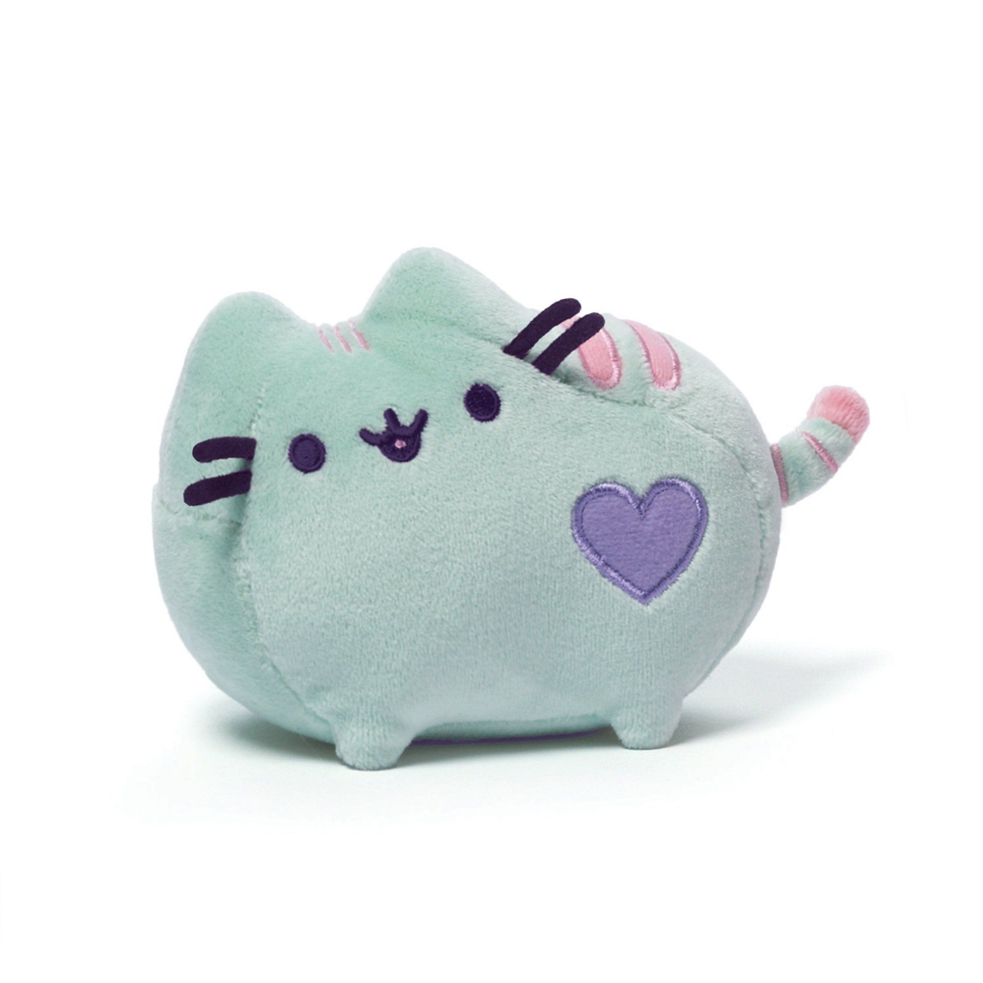 Predownload: Pusheen Pastel Green Pusheen Plush Pusheen Cat Cat Plush [ 2000 x 2000 Pixel ]