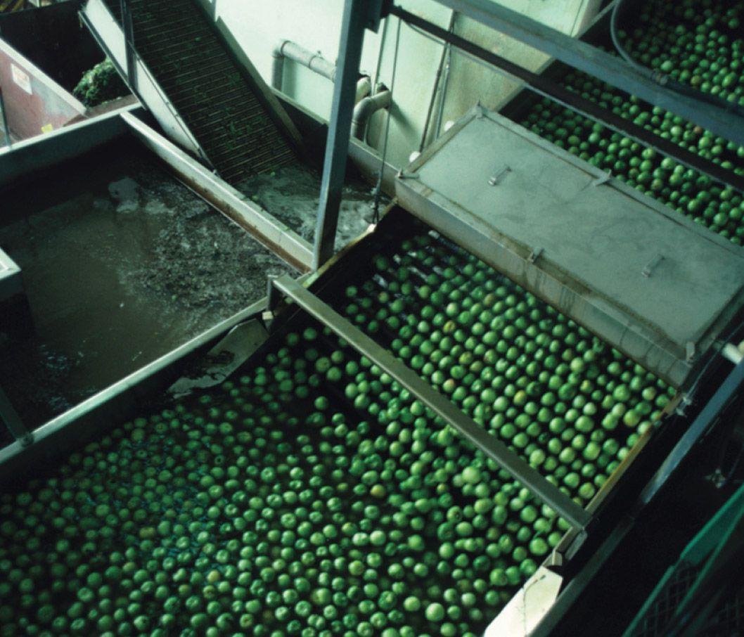 Food Processing Industrial Steel Water Treatment