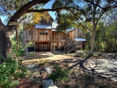 Treehouse Texas Style