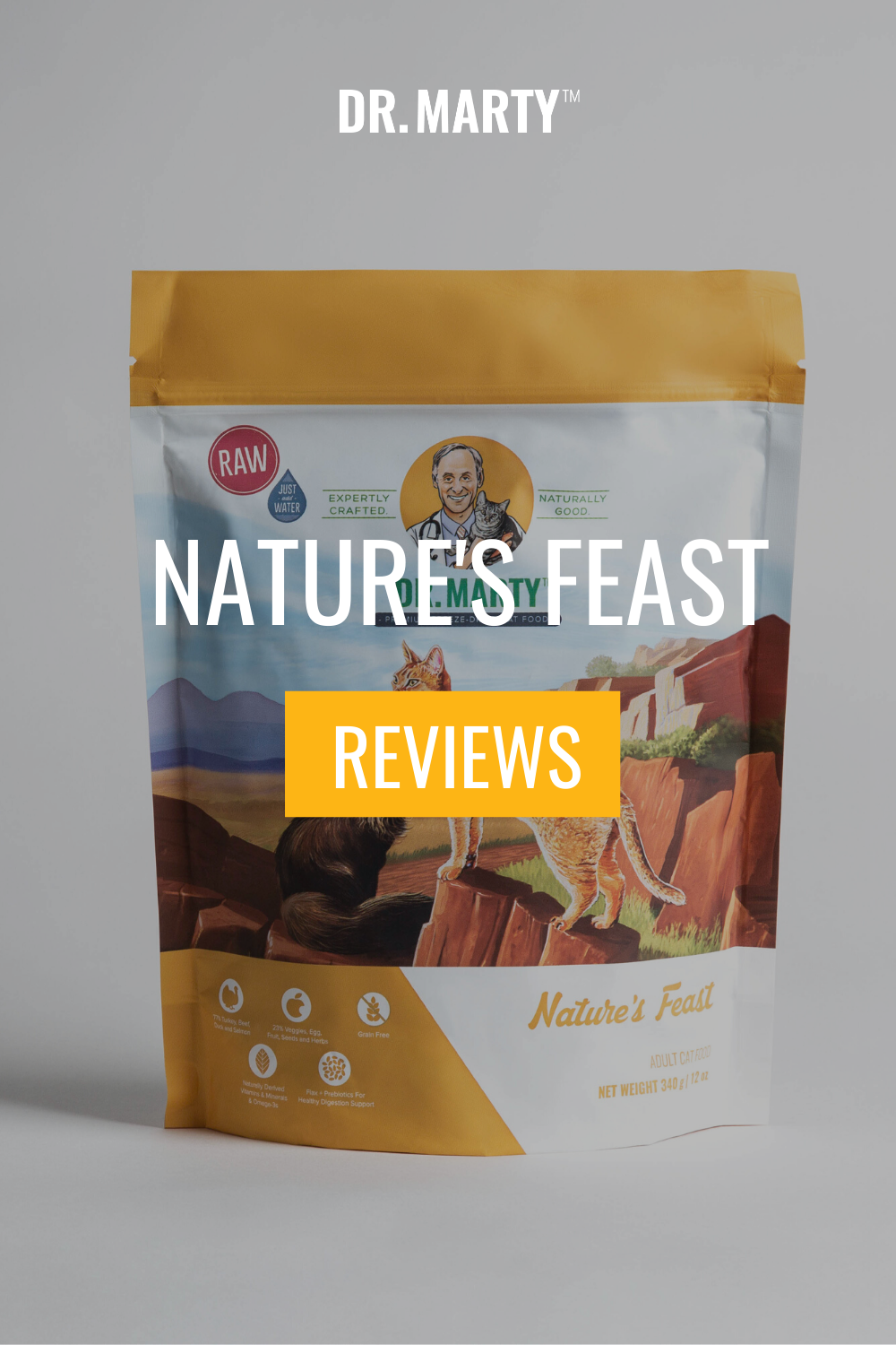 Nature's Feast in 2020 Dry cat food, Cat food, Cat food