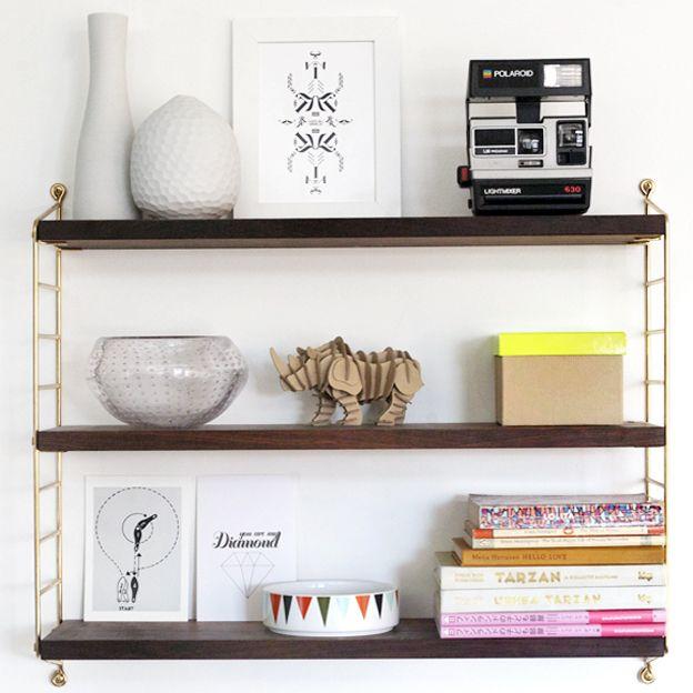 String Pocket by Nisse Strinning for String Furniture