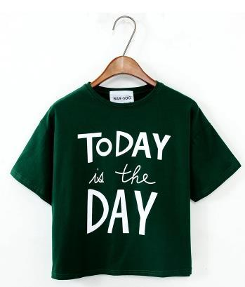 b364e2a01f9 5 Styles New Summer Army Green T-shirts Women Cotton Tee Tops Fashion  Letter Printed Short Sleeve T shirt Female