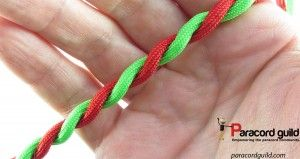 2 Strand Twisted Rope How To Make Braid Paracord
