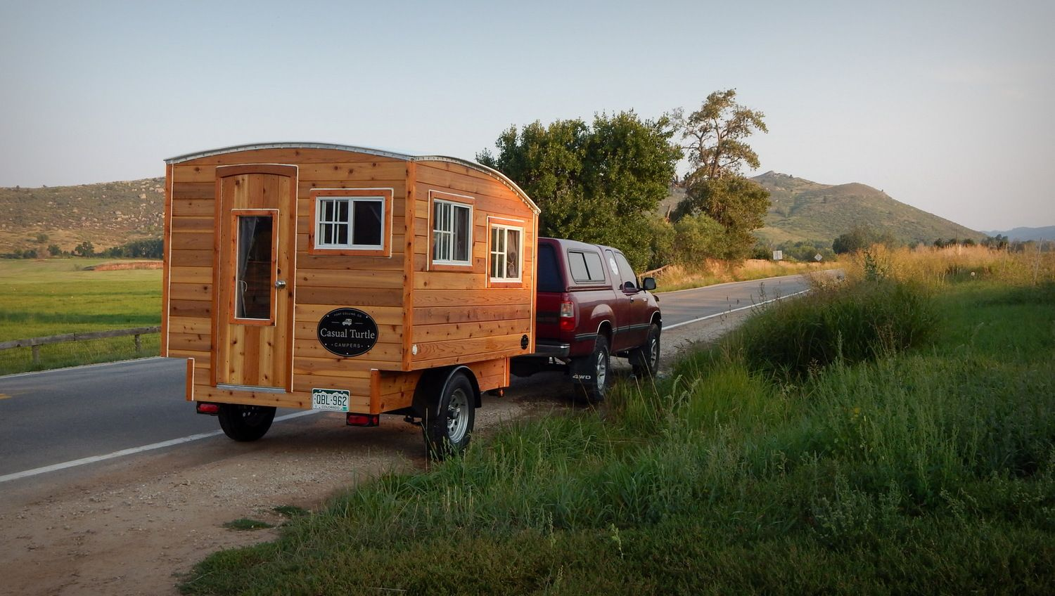 Terrapin Casual Turtle Campers In 2020 Small Campers Camper Trailers Small Camping Trailer