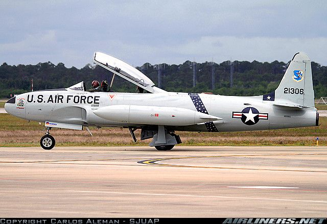 Canadair T-33A-N Silver Star 3 (CL-30) aircraft picture