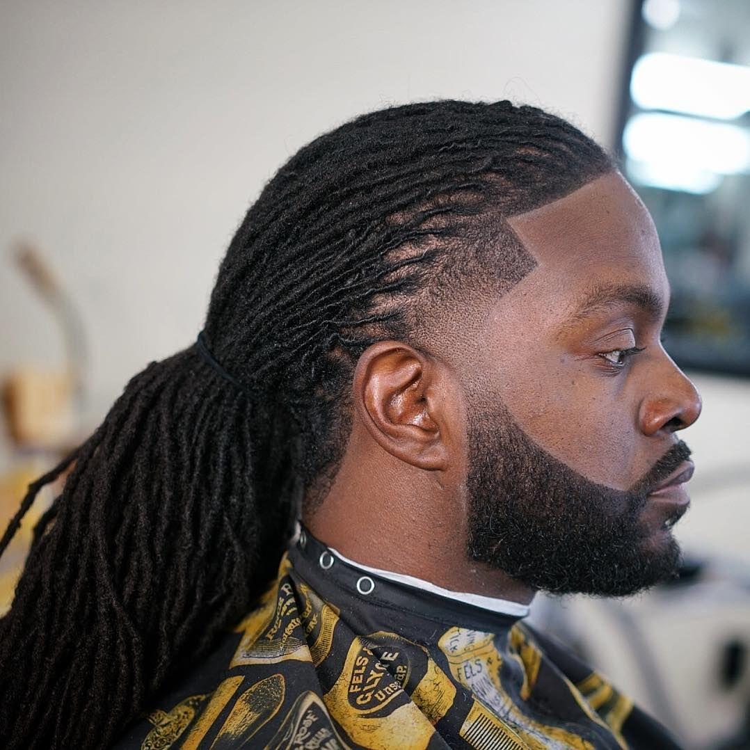 Ways to Stimulate Hair Growth Naturally | Dreadlocks, Black man ...