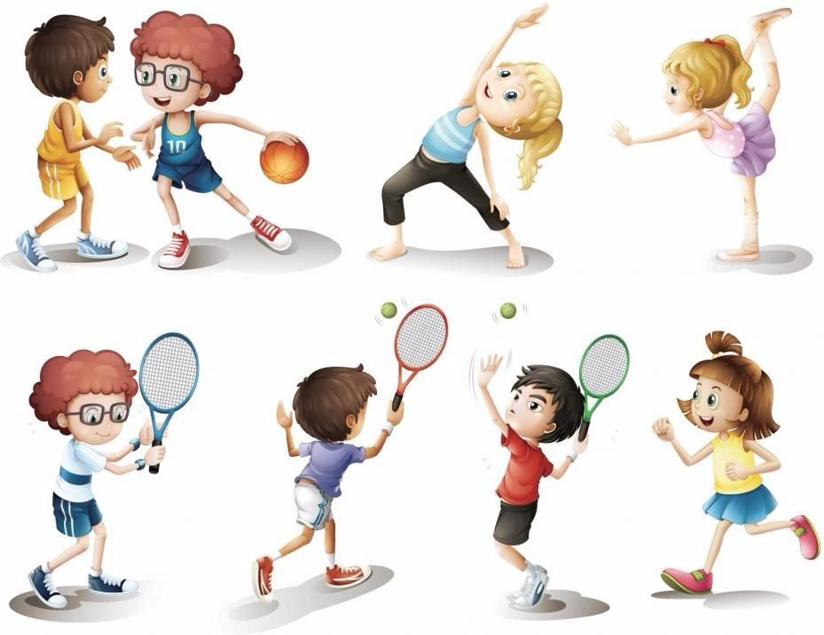 To Do Better In School Kids Should Exercise Their Bodies As Well As Their Brains Experts Say Exercise For Kids Kids Different Sports