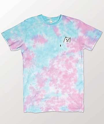 RipNDip Lord Nermal Cotton Candy T-Shirt  dfea1f27b0b