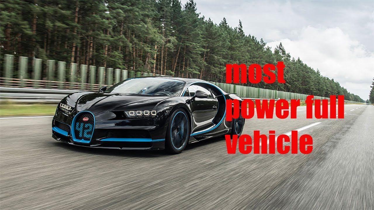 Bugatti Chiron 0 400